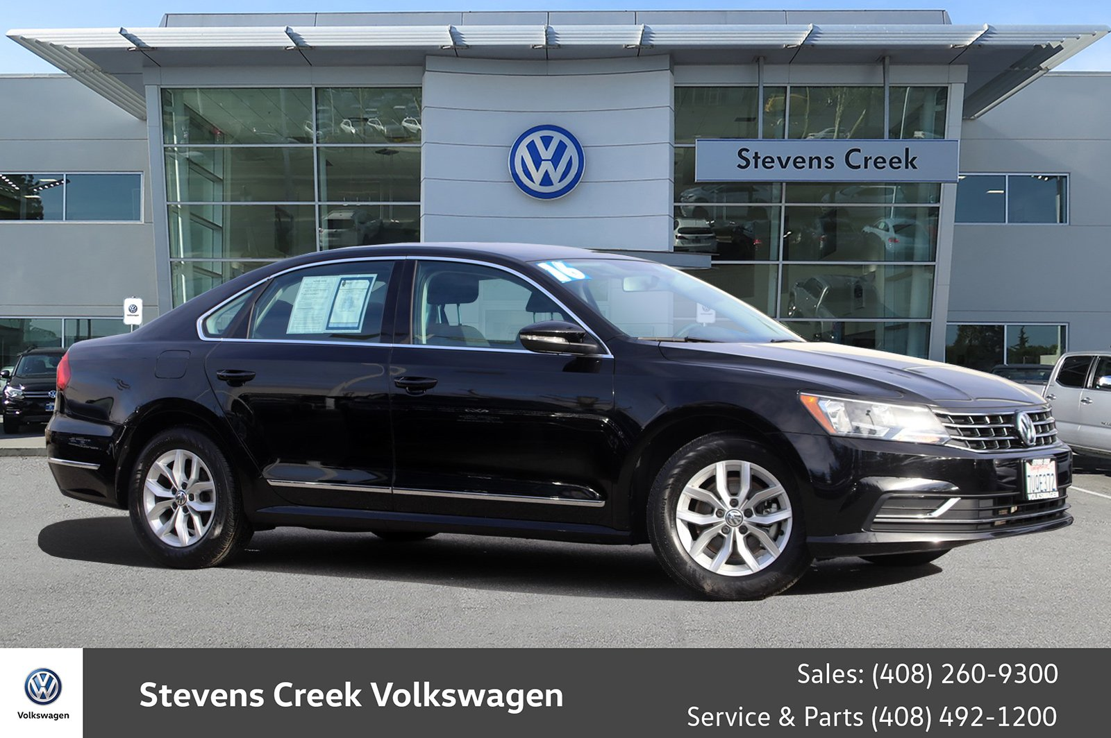 Pre Owned 2016 Volkswagen Passat 1 8t S 4dr Car In San Jose Vx17808