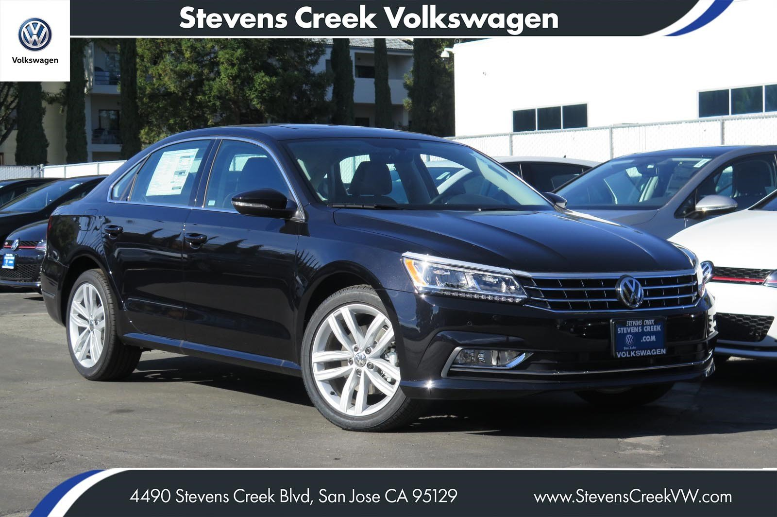 New 2018 Volkswagen Passat 2.0T SE w/Technology FWD 4dr Car VIN JC001805 MSRP $30,900