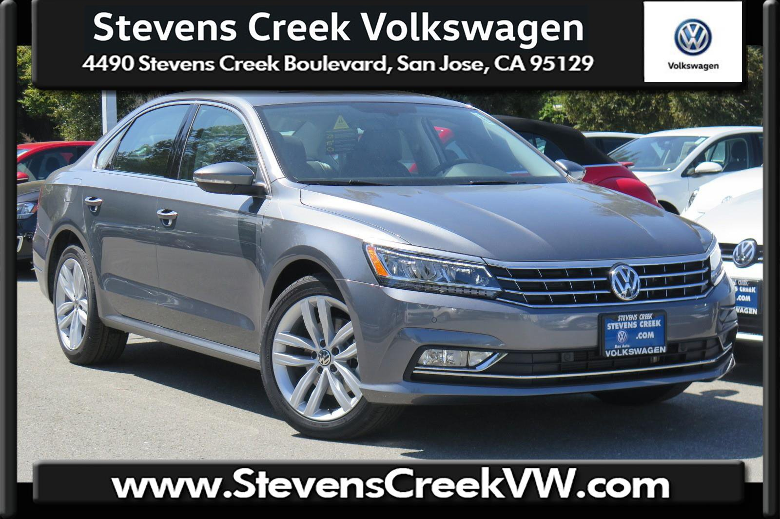 New 2018 Volkswagen Passat 2.0T SE w/Technology With Navigation VIN 1VWBA7A37JC027636 MSRP $30,900