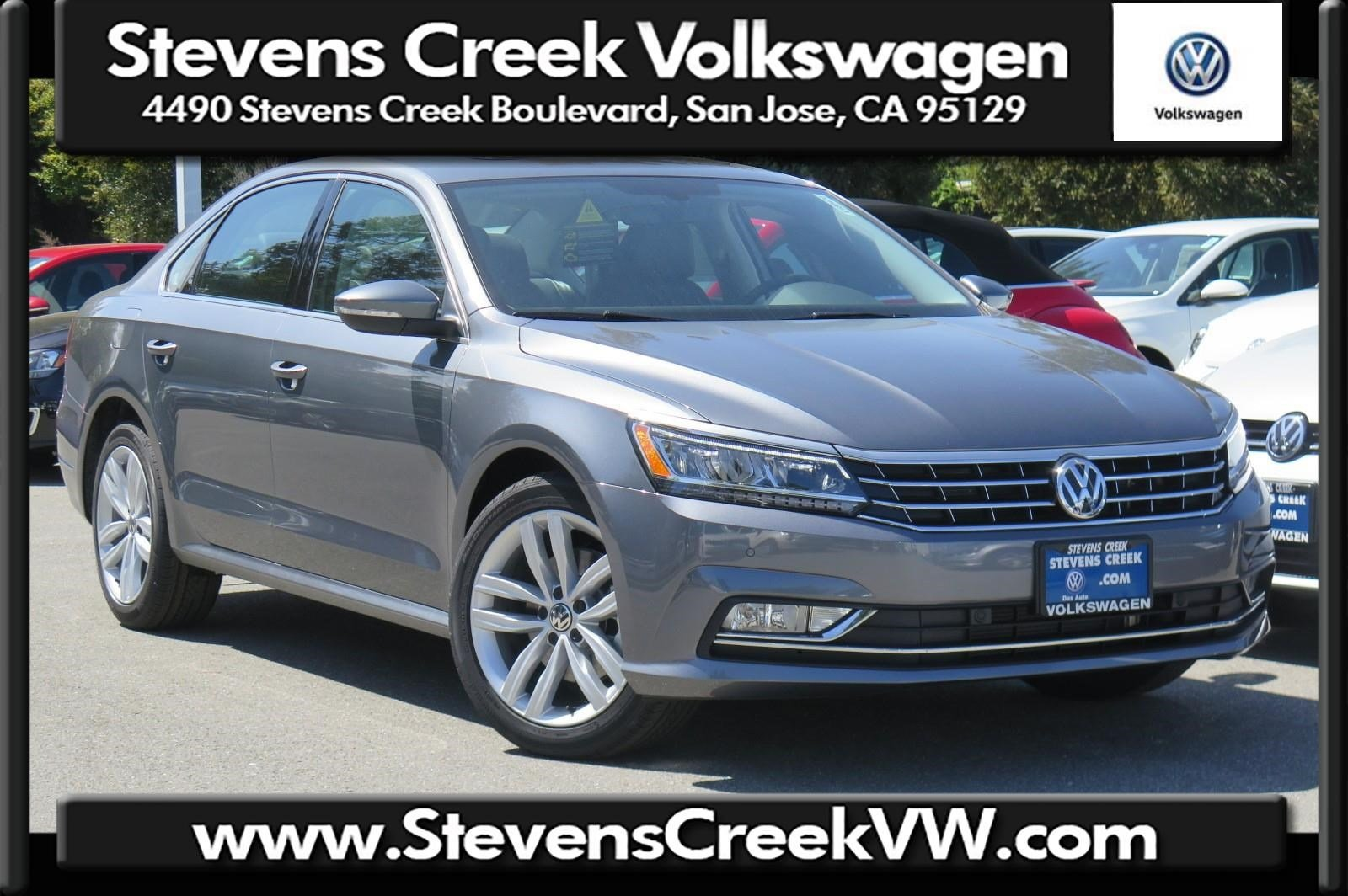 New 2018 Volkswagen Passat 2.0T SE w/Technology FWD 4dr Car VIN JC27636 MSRP $30,900