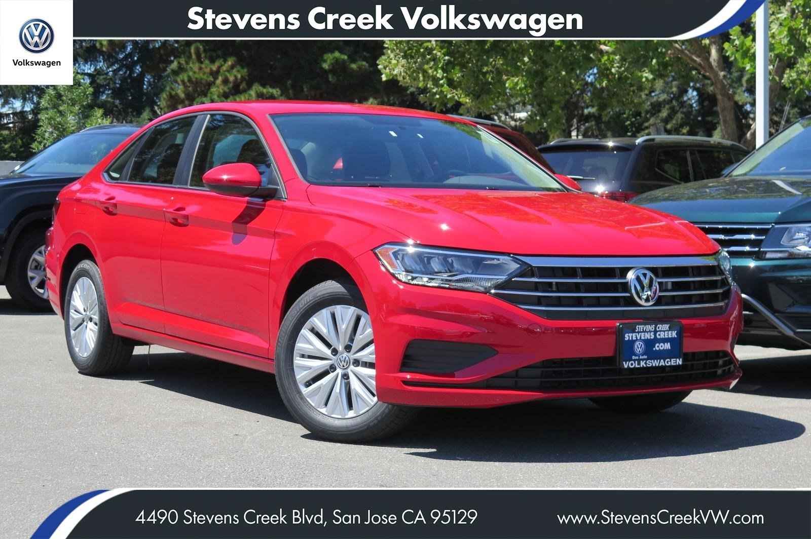 New 2019 Volkswagen Jetta S FWD 4dr Car