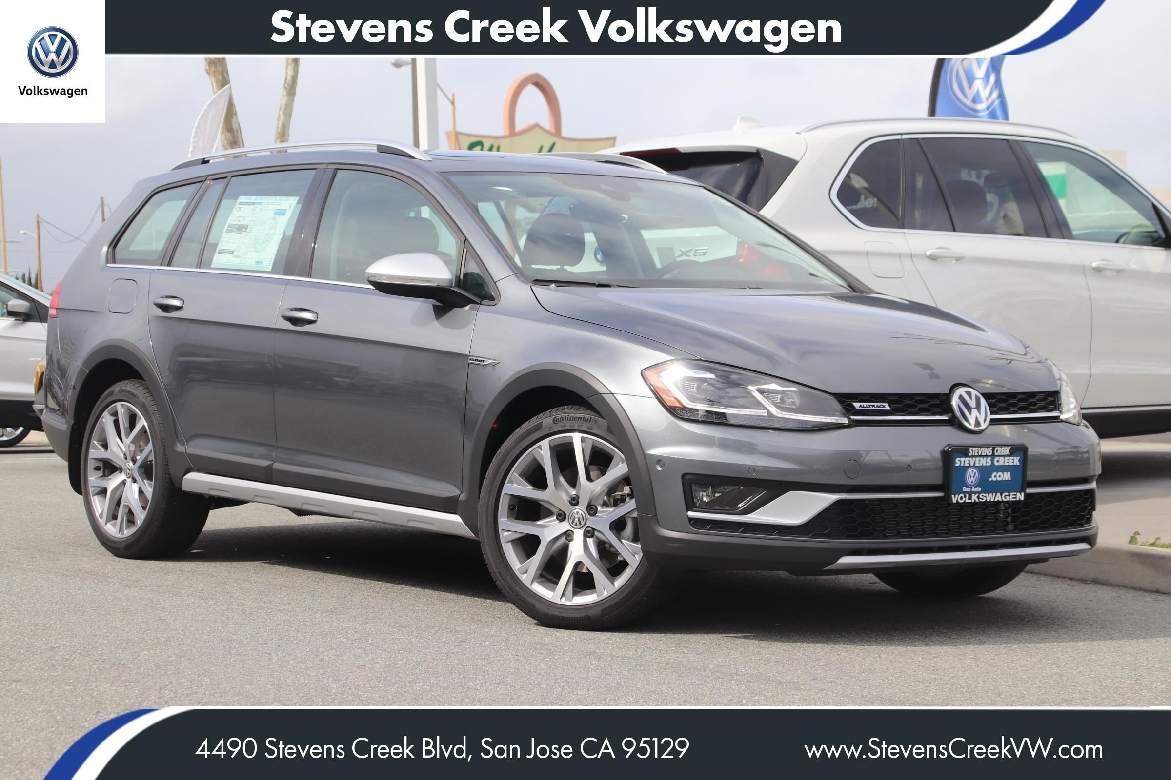 New 2019 Volkswagen Golf Alltrack SEL