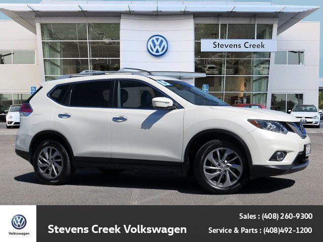 Delightful Pre Owned 2015 Nissan Rogue SL
