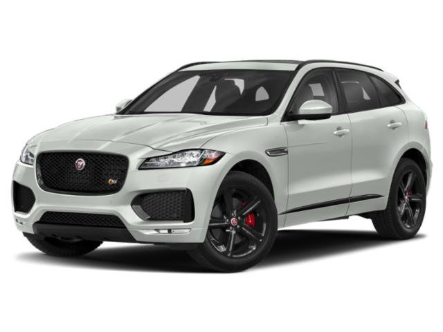 Jaguar San Jose >> Pre Owned 2019 Jaguar F Pace S With Navigation Awd