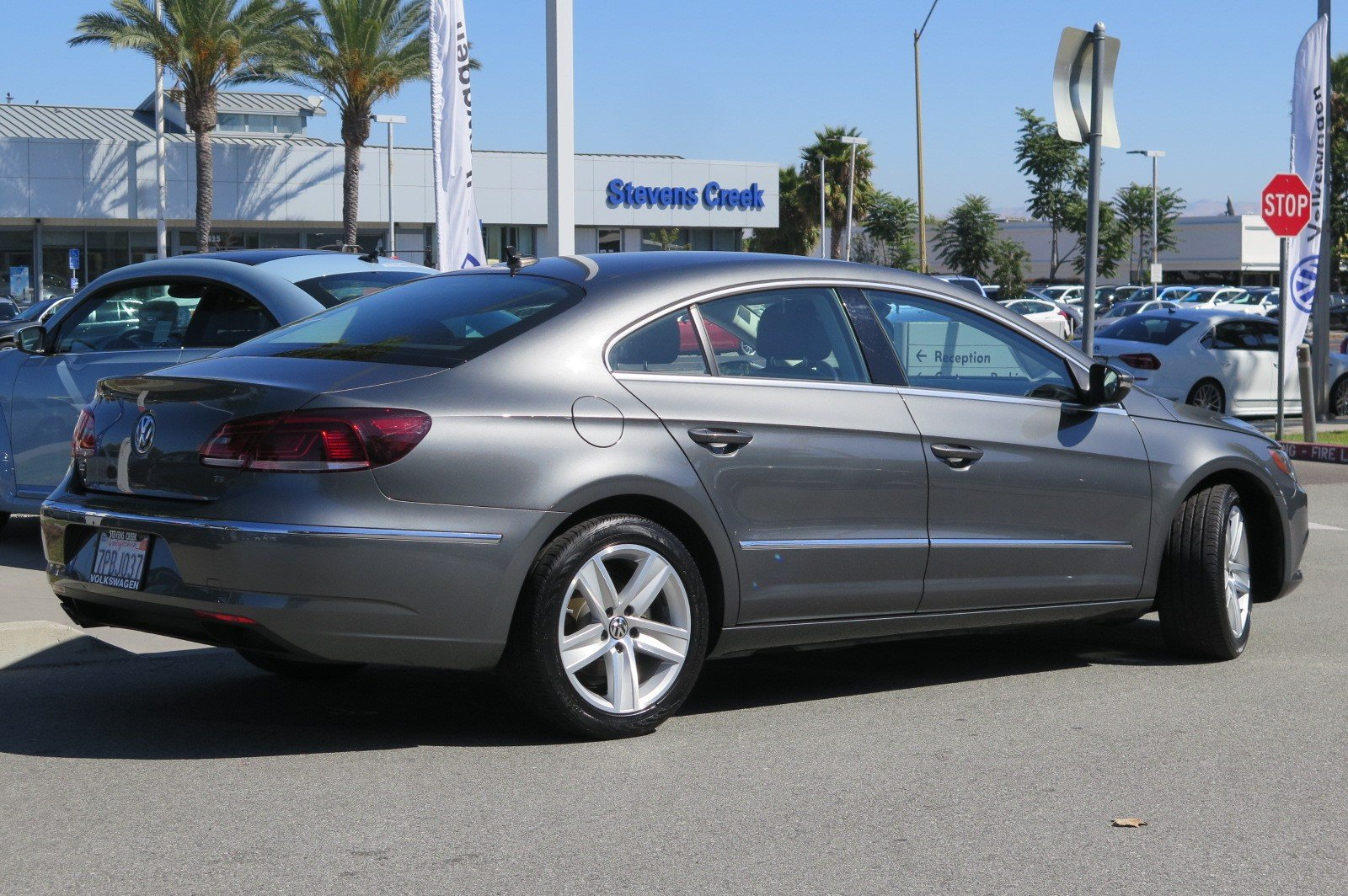 Pre Owned 2016 Volkswagen Cc 2 0t Sport