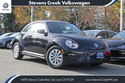 New 2018 Volkswagen Beetle S FWD Hatchback