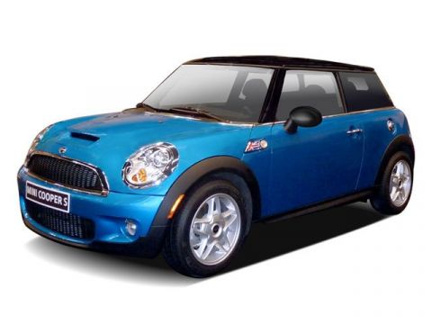 Pre-Owned 2009 MINI Cooper Hardtop S