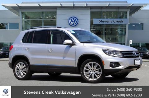 Certified Pre-Owned 2016 Volkswagen Tiguan 2.0T SE 4Motion